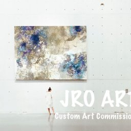JRO ART Custom Art Commissions, Jennifer Rae Ochs Fine Art